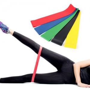 Yoga Resistance Band Elastic Tra...
